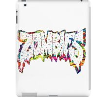 Flatbush Zombies Trippy iPad Case/Skin