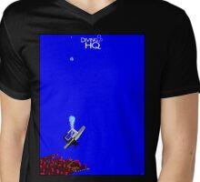 Deep Reef Diving  Dive HQ Mens V-Neck T-Shirt