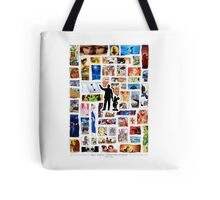 Walt Disney Animation Studios Tote Bag