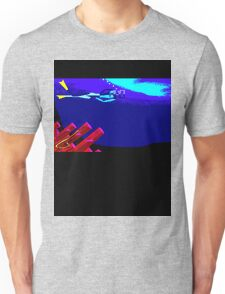 Kate Kelly Diving Unisex T-Shirt