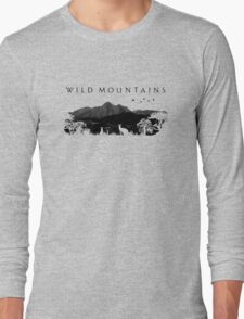 Wild Mountains  Long Sleeve T-Shirt