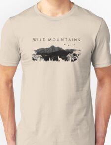 Wild Mountains  Unisex T-Shirt