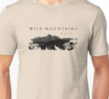 Wild Mountains  Unisex T-Shirt