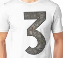 Number 3 Unisex T-Shirt