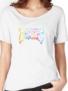 Flatbush Zombies Tie Dye Women's Relaxed Fit T-Shirt