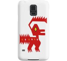 Red Jackel #1 Samsung Galaxy Case/Skin