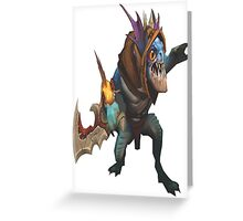 Slark - Dota 2 Greeting Card