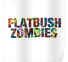 Flatbush Zombies Trippy Poster