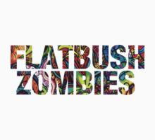Flatbush Zombies Trippy T-Shirt