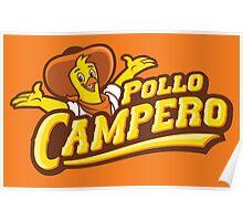 Pollo Campero - The Best Chicken In Central America! Poster