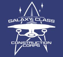 Galaxy Class Construction Corps by Tom Weaver
