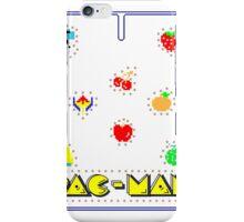 Pac Fruit iPhone Case/Skin