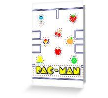 Pac Fruit Greeting Card