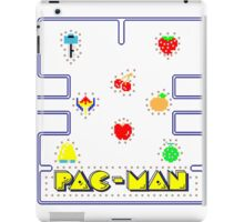 Pac Fruit iPad Case/Skin