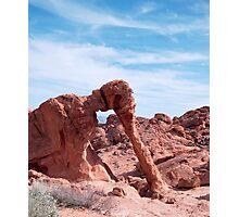 Elephant Rock Photographic Print