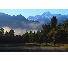 New Zealand South Island Photographic Print