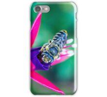Native Bee iPhone Case/Skin