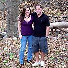 Jason & Nikki by Glenna Walker