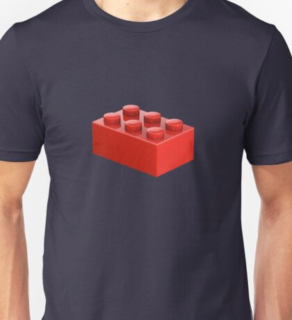 Toy Brick Unisex T-Shirt