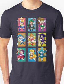 Senshi Blocks Unisex T-Shirt