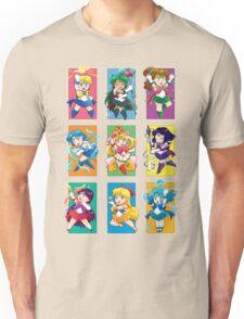 Senshi Blocks Unisex T-Shirt
