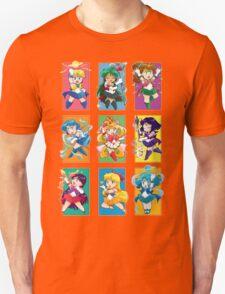Senshi Blocks T-Shirt