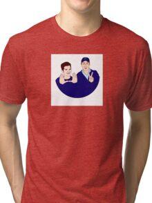 U Talkin' U2 To Me? Tri-blend T-Shirt