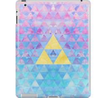 Geometric Zelda iPad Case/Skin