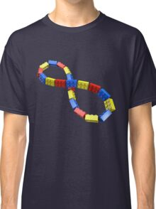 Toy Brick Infinity Classic T-Shirt