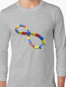 Toy Brick Infinity Long Sleeve T-Shirt