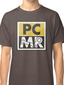 PC Master Race - Patch (Full Size For Shirt) Classic T-Shirt