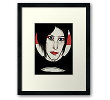 Jordan T Portrait Framed Print