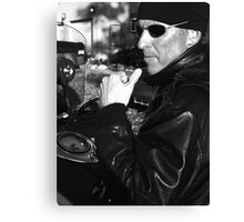 Tough Guy Canvas Print