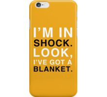 Shock Blanket iPhone Case/Skin