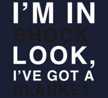Shock Blanket Kids Tee