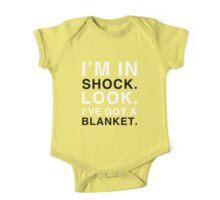 Shock Blanket One Piece - Short Sleeve