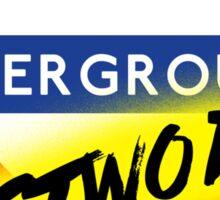 The UNDERGROUND Network Sticker