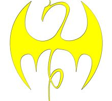 Iron Fist (Yellow) by horshbox