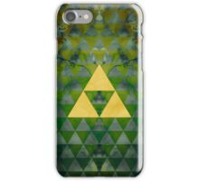 Geometric Link iPhone Case/Skin