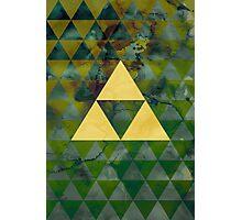 Geometric Link Photographic Print
