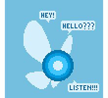 Navi pixel art Photographic Print