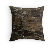 Minature Mountain Throw Pillow