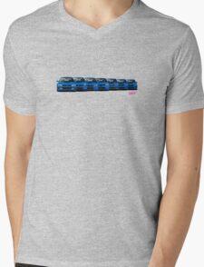 Subaru WRX STi generations - V1 Mens V-Neck T-Shirt