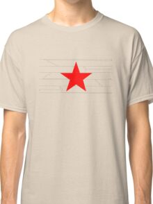 The winter soldier Classic T-Shirt