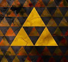Geometric Ganondorf by enthousiasme