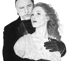 The Phantom of the Opera by Nicole I Hamilton