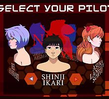 Select Your Pilot by mindhoneyisgood