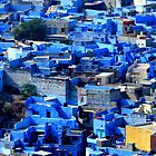 BLUE CITY JODHPUR by amulya