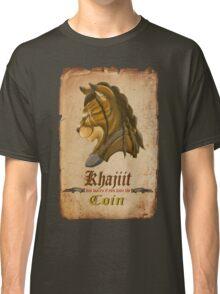Khajiit has wares Classic T-Shirt