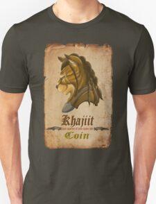 Khajiit has wares T-Shirt